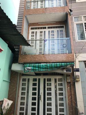 Nhà 1 trệt 2 lầu 20m2 lạc long quân, Tân Bình
