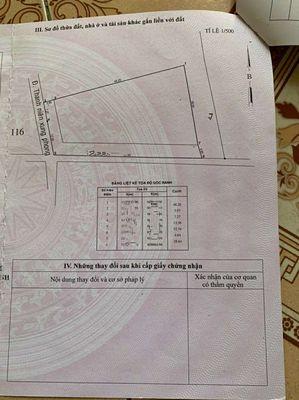 Đất Huyện Nhà Bè 1.360m2 có 1059m2 Thổ Cư