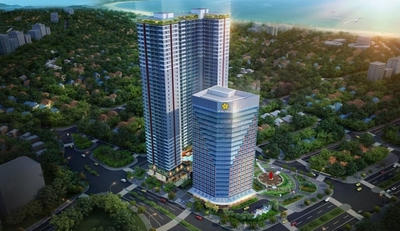 Grand Center Quy Nhơn 51m² 1PN bán 1,85 tỷ