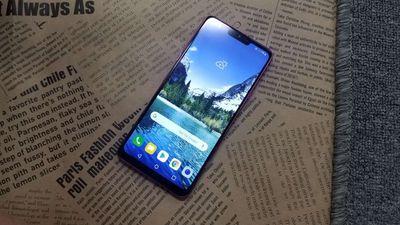 Bán nhanh LG G7 nguyên zin ram4gb rom64gb snap845