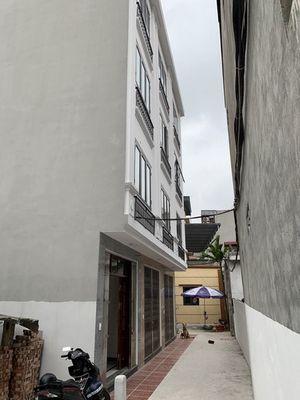 Nhà riêng 35m2+4T, số 5A ngõ 70/21 Văn Trì- T.Liêm