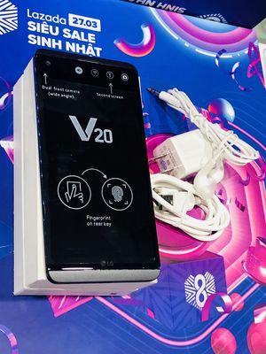 LG V20 RAM 4GB/64GB MỚI FULLBOX _ CHIẾN GAME SMƯỢT