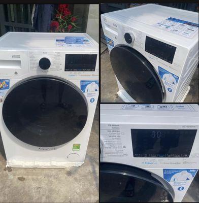 Máy giặt Beko Inverter 9kg có kết nối bluetooth