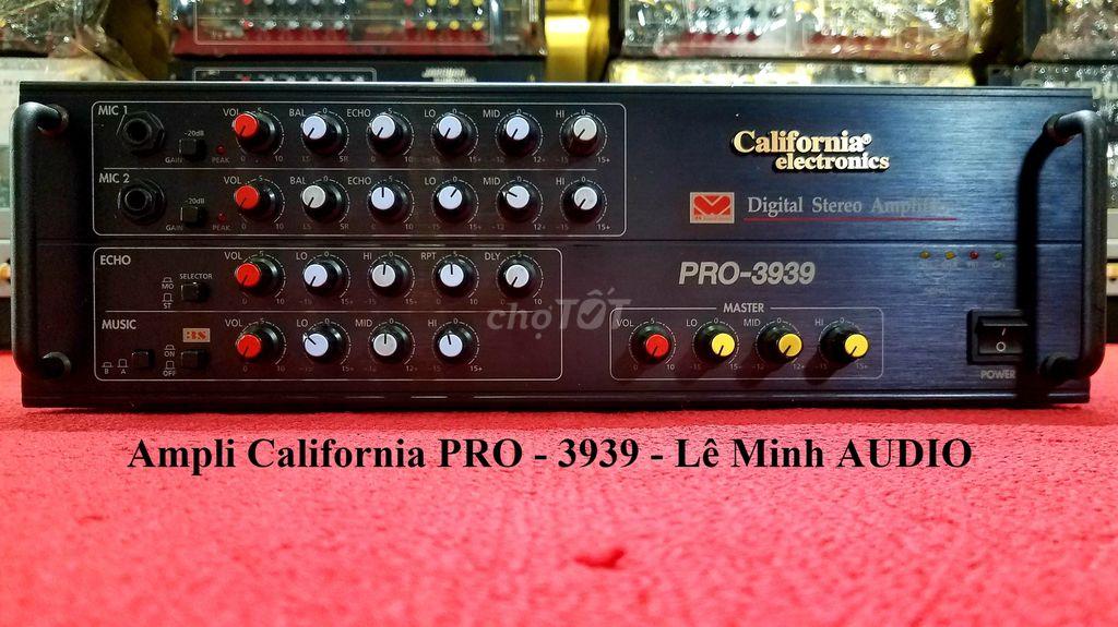 0939059059 - Amply California PRO-3939 hàng US