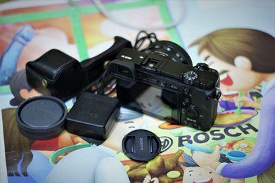 Sony A6000 Kit 16-50mm f/3.5-5.6 OSS Zoom mới đẹp
