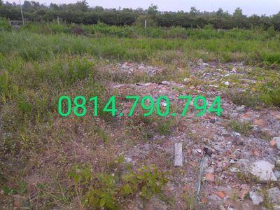 Đất nền thổ cư 340tr, lộ 5m