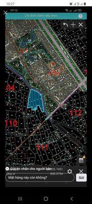 Cần bán đất bình khánh 1,5tr/m đường oto 2ha5