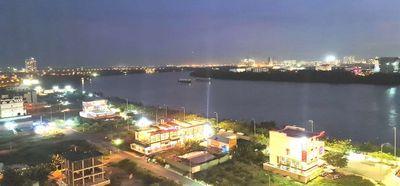 Căn hộ Quận 2 đảo kim cương 2PN view sông Sài Gòn