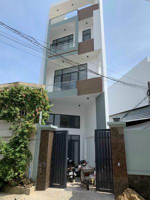 Bán nhà hẻm 5m xe hơi Huỳnh Văn Bánh 4 Tầng 10ty18