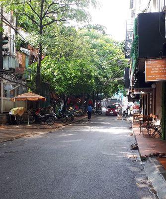 Siêu hiếm! Nhà 5 tầng ngõ ô tô phố Thái Hà-SĐCC