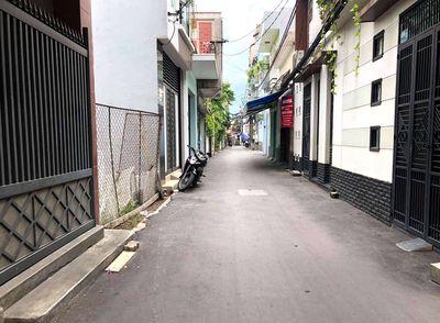 Bán lô đất kiệt 368 Hoàng Diệu 80m2,đường nhựa 3m5