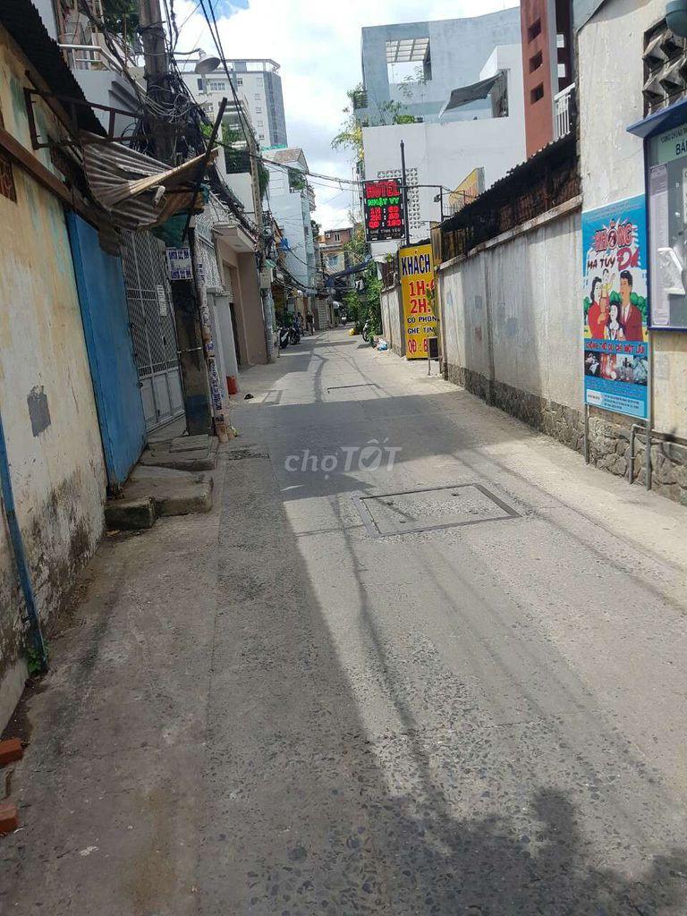 Nhà 1T3L-3PN hẻm ô tô 72 Phan Đăng Lưu P5 PhúNhuận