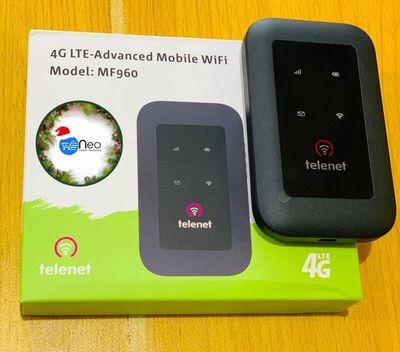 Modem phát wifi từ sim 3G 4G MF960 giá 750k