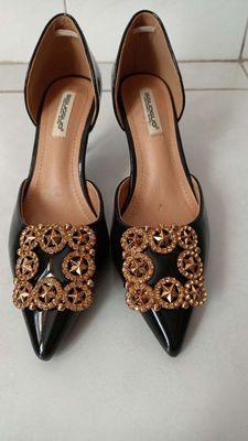 Pass giày cao gót size 37