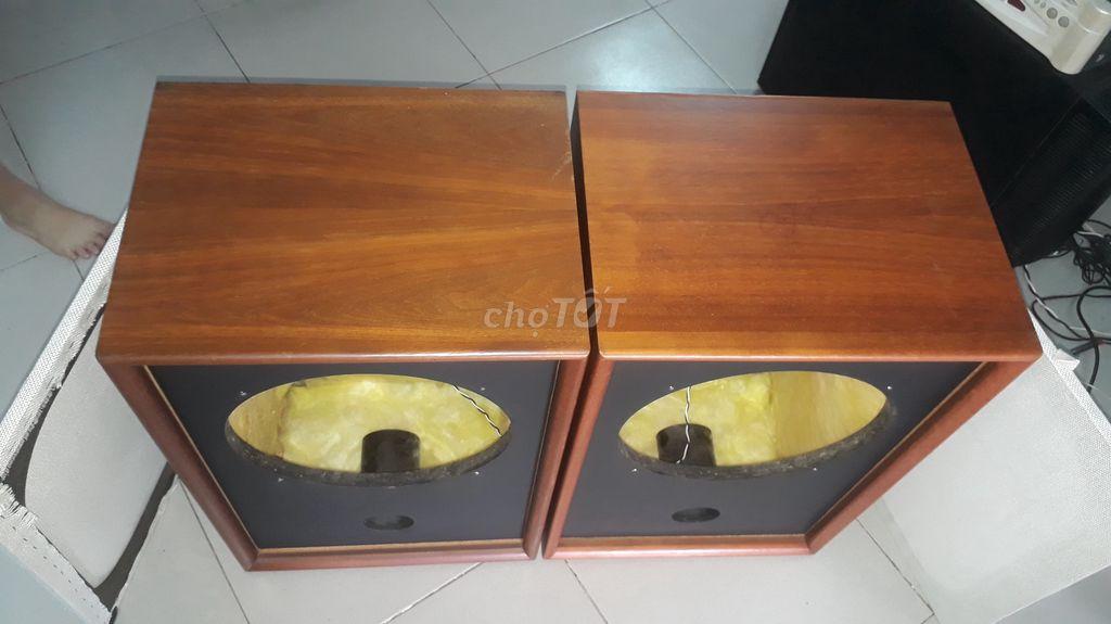 Cặp vỏ thùng loa toàn dải mỹ 3 tấc