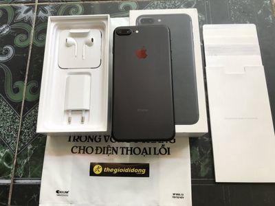 Iphone 7 Plus Đen 32G Fullbox hoá đơn BH 6T TGDĐ