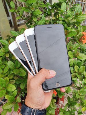 Iphone 8 Plus vàng quốc tế rin áp,góp k trả trước