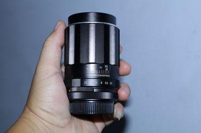 Lens MF 135mm F3.5 có tặng ngàm sang Canon EOS