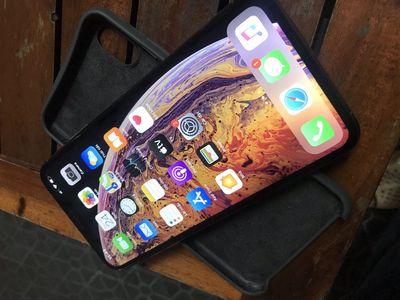 Bán iPhone XS Max 256GB vàng quốc tế có Face ID ÊM