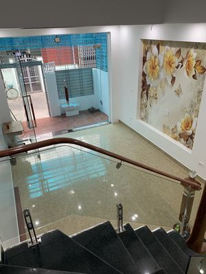Bán nhà 3 tầng dân xây oto đỗ cửa, Đồng Hòa –