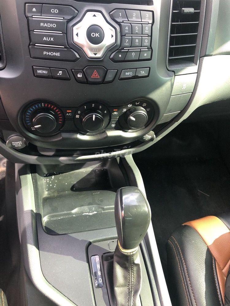 Ford Ranger 2017 Tự động đẹp như mới!