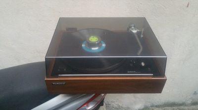 Mâm hát đĩa than cổ Technics SL-25 - Đẹp xuất sắc