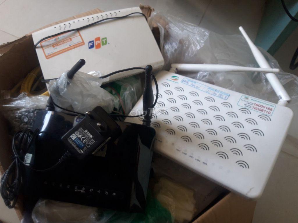 Bán thanh lý các loại router