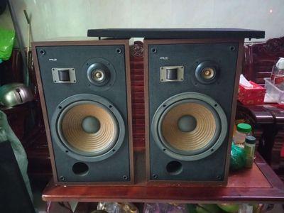 Loa Pioneer HPM-40 bass25 còn rất đẹp cực hay
