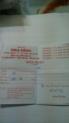 Pass vé xe M5 AL An Nhơn Bình Định - Sài Gòn