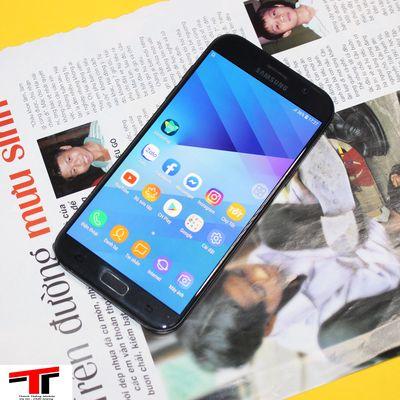Samsung Galaxy A7 2017 đen ram3/32 ngoại hình 98%