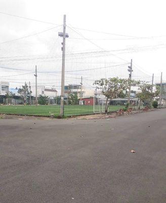 Nền N19  4.5x 25  Sân Bóng Khu Tài Lộc Cà Mau