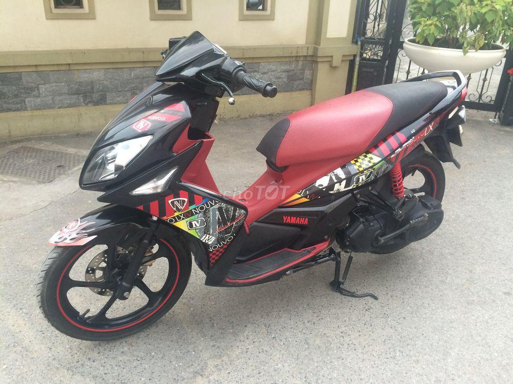 Yamaha Nouvo lx chính chủ đỏ đen nguyên hết 213