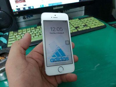 Apple iPhone 5S Trắng 32gb quốc tế bán