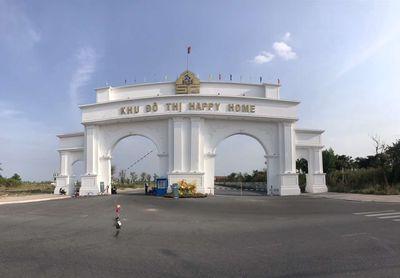 Dự án khu đô thị HAPPY HOME phường 5 Cà Mau