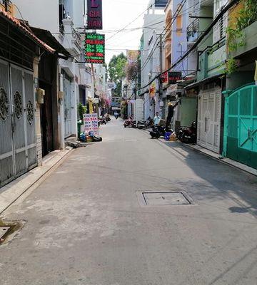Bán nhà hẻm kinh doanh 4m cách MT Điện Biên Phủ Q3