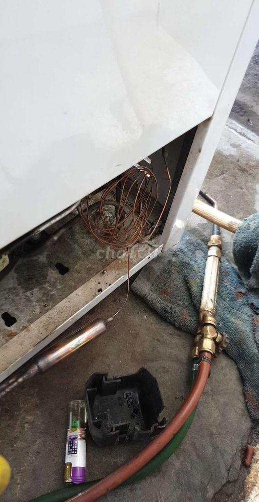 Vệ sinh máy lạnh và vệ sinh máy giặt- sửa chữa
