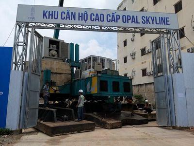 Căn hộ mặt tiền Nguyễn Văn Tiết liền kề KCN VSIP