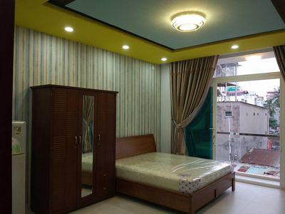 Cho thuê phòng trọ mới xây gần Lotte quận 7