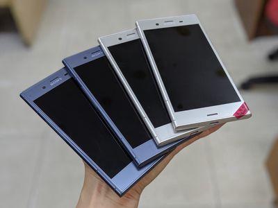 Sony xz1 mới Ram 4g/64gb zin áp suất