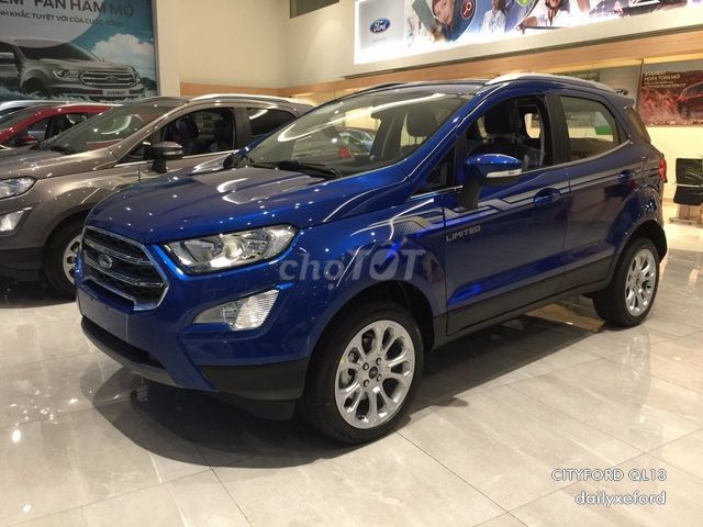 Ford EcoSport 2019 cao cấp giá nét tặng Tiền mặt