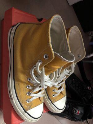 Giày Coverse Sunflower chuck taylor 2