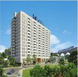 Chung cư Sài Gòn Metro Park 57m² 2PN
