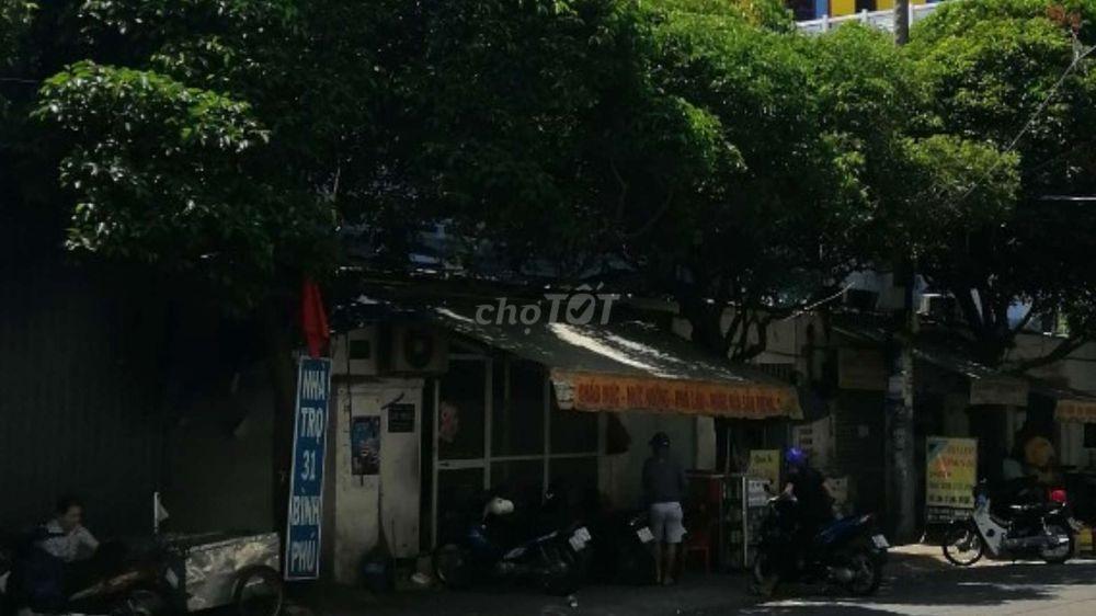 Số 31, Bình Phú,Q6, cách Metro Q6 250m, giờ tự do