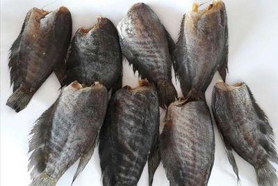 đặc sản  An Phú khô cá sặc bổi 1 nắng.