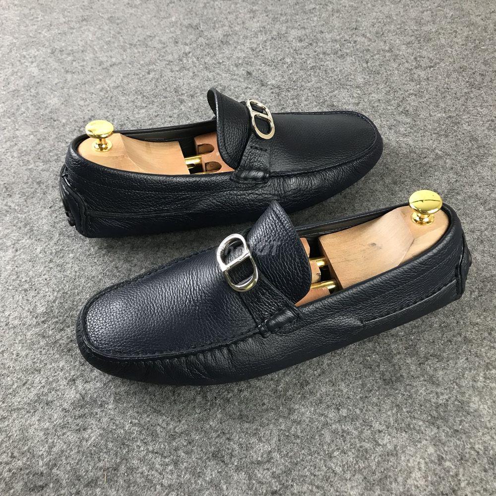 Thanh lý giày moccasin D I O R chính hãng new 96%