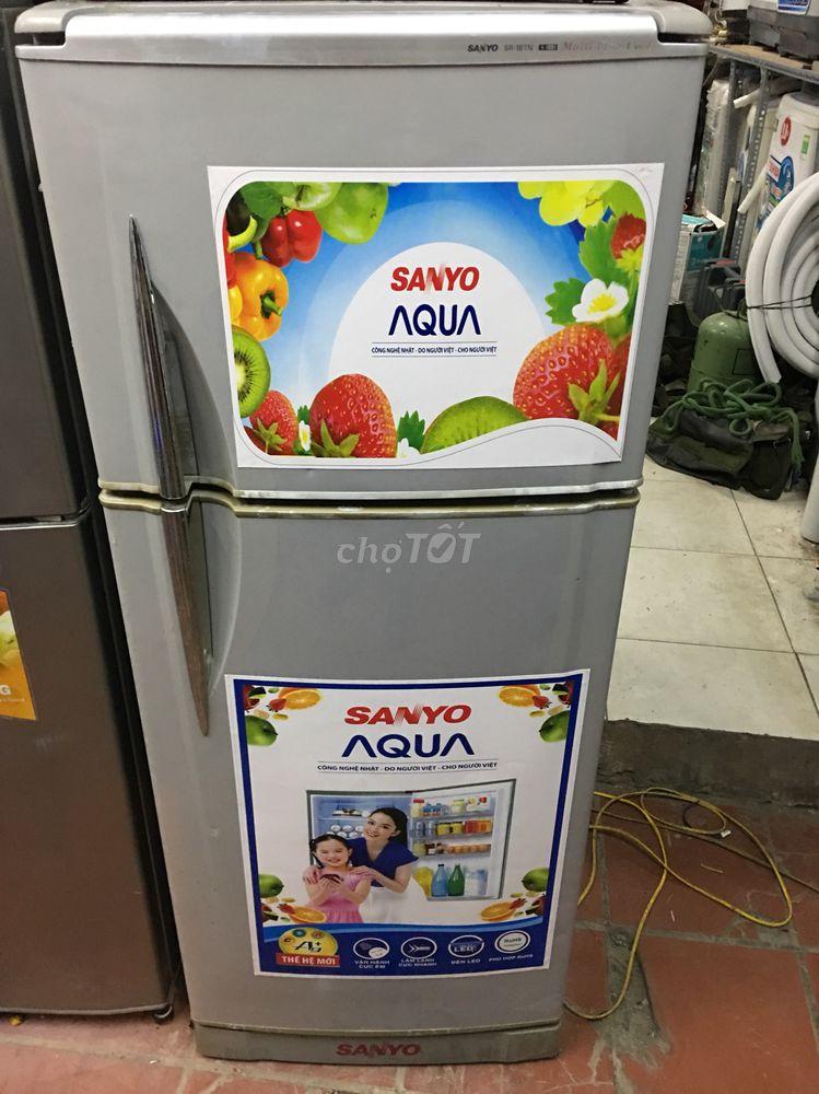 Tủ lạnh Sanyo 182 lít, mới 89%, nguyên bản 100%
