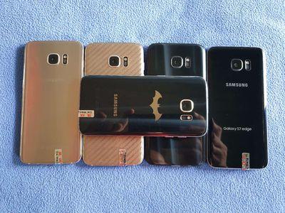 Samsung Galaxy S7 Edge Vàng 4/32GB màn Ám hồng