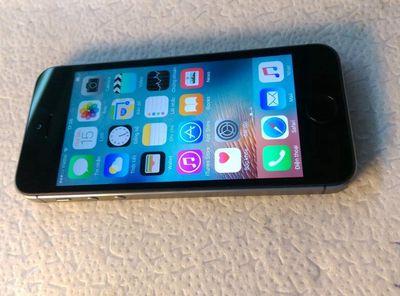 iPhone 5S đen 16G, quốc tế, icloud trống, mvt...