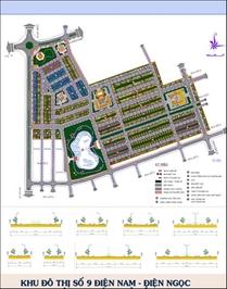 Đất Khu đô thị số 9 Điện Nam Điện Ngọc 156m²