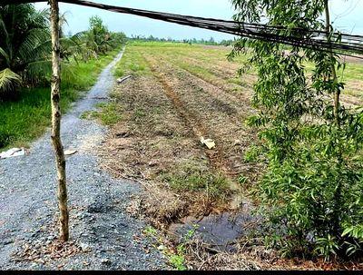 Đất Huyện Thủ Thừa 500m² giá 380tr